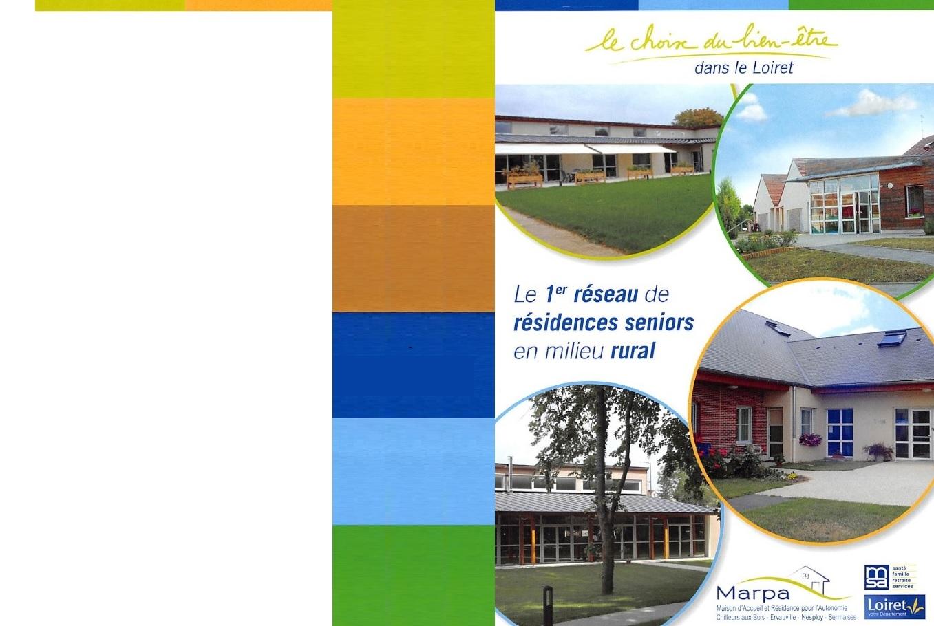 MARPA – Le choix du bien-être dans le Loiret