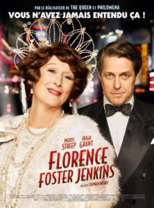Affiche Florence Foster Jenkins